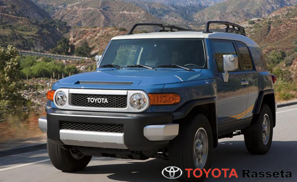 TOYOTA FJCRUISER XTREME A/T