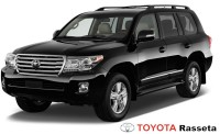 2013 toyota land cruiser front exterior