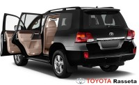 2013 toyota land cruiser open doors