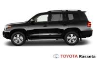 2013 toyota land cruiser side exterior view